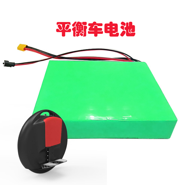 独轮车电池
