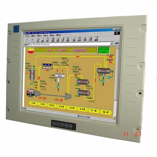 工业显示器锂电池电源